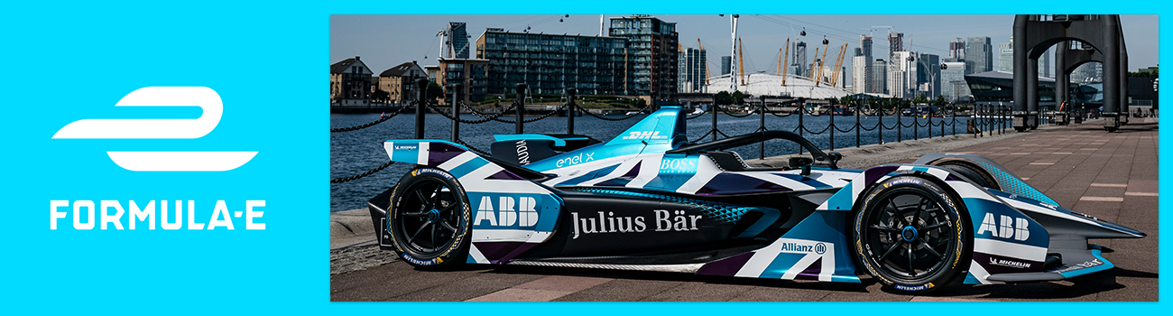 WIN Two Tickets To Formula-E In London!